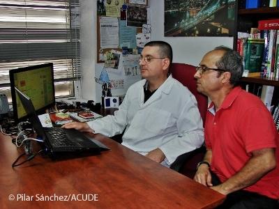 EL PROFESOR JUAN  PABLO FERNÁNDEZ TRUJILLO NOMBRADO DELEGADO DE ACUDE EN CARTAGENA