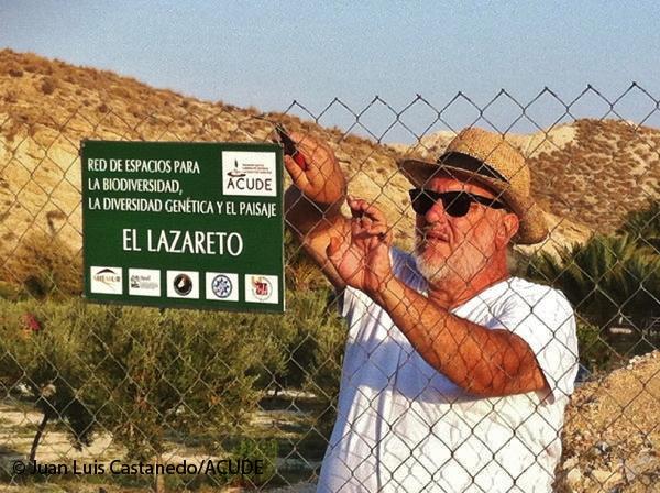 EL LAZARETO, MODELO DE GESTIÓN AGROAMBIENTAL EN EL MUNICIPIO DE ABANILLA